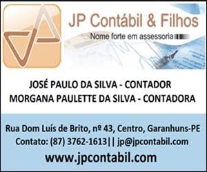 JP CONTÁBIL & FILHOS - NOME FORTE EM ASSESSORIA