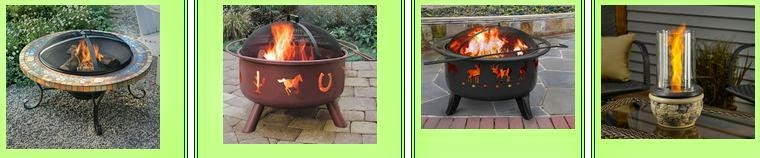 CLICK HERE FOR FIREPITS, CHIMINEAS, TORCHES & HEATERS