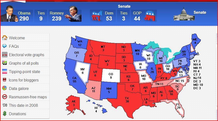 projected election map The map below is our projection of the election posted early on election day, november 8, 2016: 2016 presidential election state polls & projections.