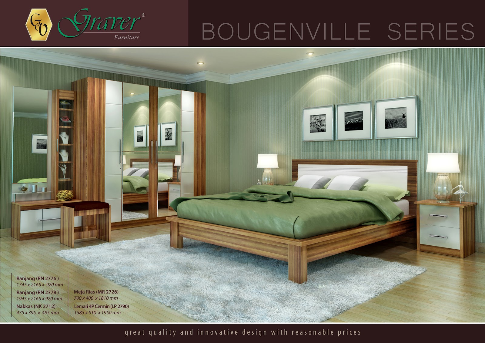 Bougenvile Furniture