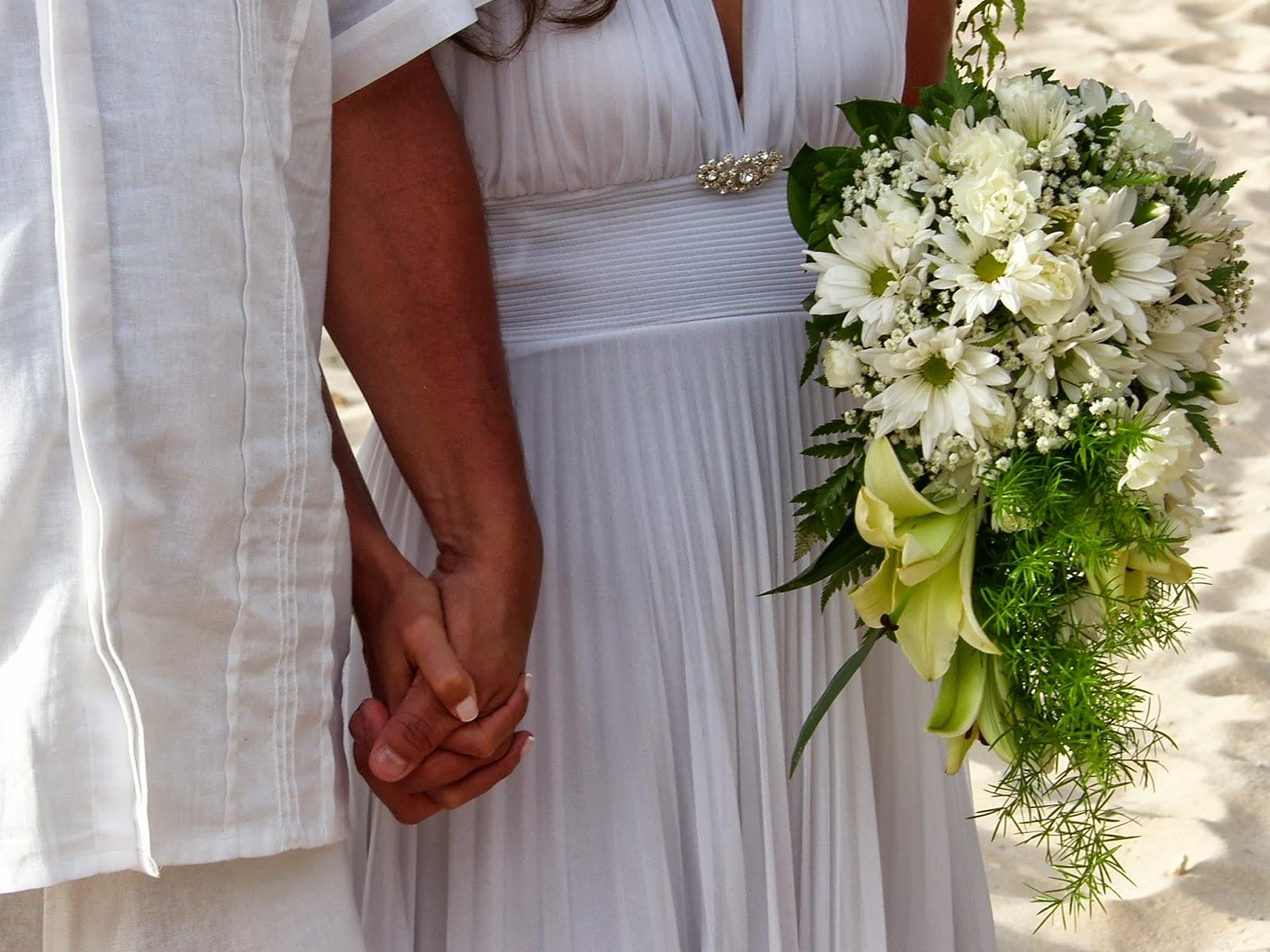 Destination Beach Wedding Ideas Daisies