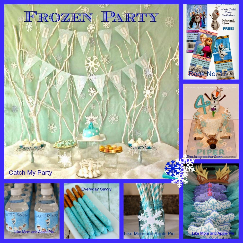 6 January Kids Birthday Party Ideas Savvy Nana