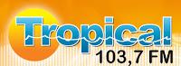 Rádio Tropical FM  da Cidade de Vitória ao vivo