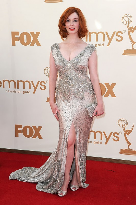 Christina Hendricks – 63rd Primetime Emmy Awards