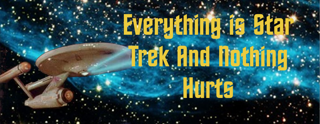 Everything Is Star Trek And Nothing Hurts