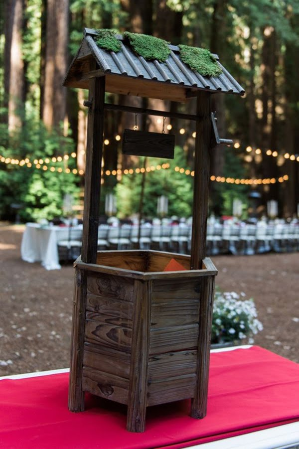 Wedding Card Box Ideas 58 Stunning Wishing Well Wedding Card