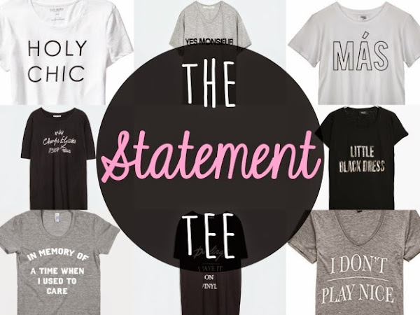 Fall Style Staples: The Statement Tee