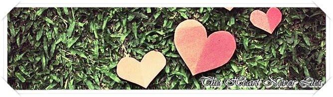 ' the heart never lies