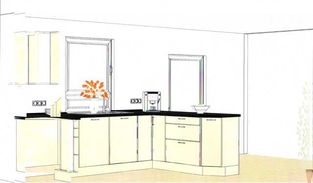 baublog von susi und sven das herz des hauses. Black Bedroom Furniture Sets. Home Design Ideas