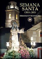 Semana Santa de Oria 2015