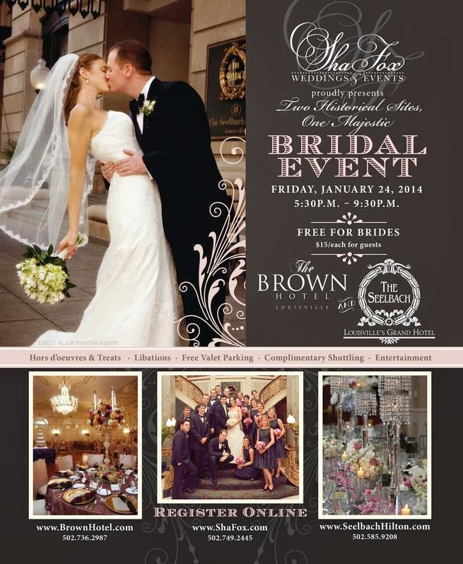 Shafox Bridal Event January 2014