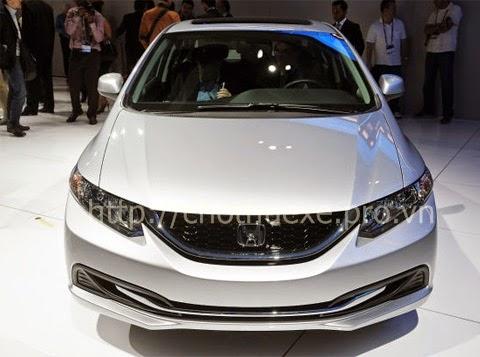 Cho thuê xe 4 chỗ Honda Civic - xe giá rẻ tại Hà Nội 1
