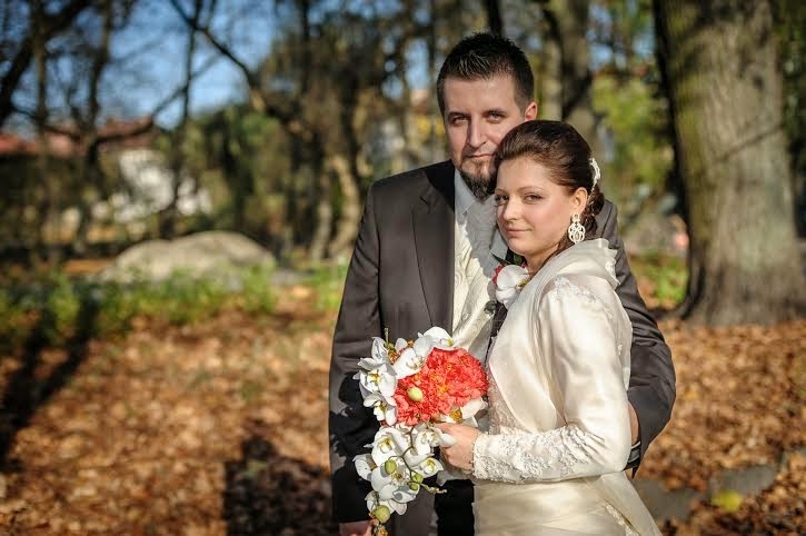 Komplet ślubny soutache