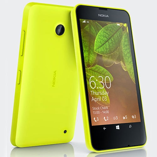 Nokia Lumia 630 Pictures