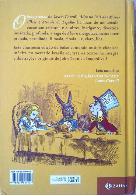 Resenha As Aventura De Alice No País Das Maravilhas Dignidade