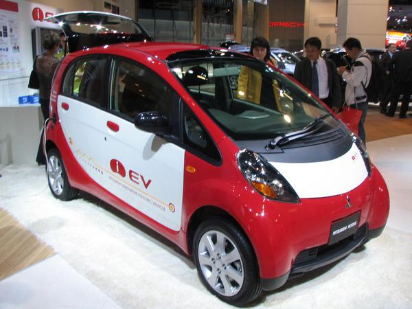 Mitsubishi Electric Car