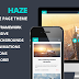 Bootstrap v3 One Page Responsive Parallax Theme