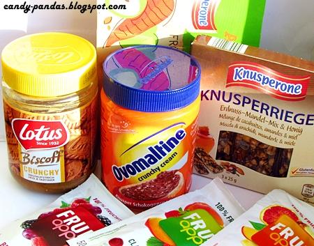 Słodycze z zagranicy! Batoniki, Kremy, Cukierki