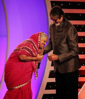 Amitabh Bachchan at CNN IBNs Senior Citizen Awards 13.JPG