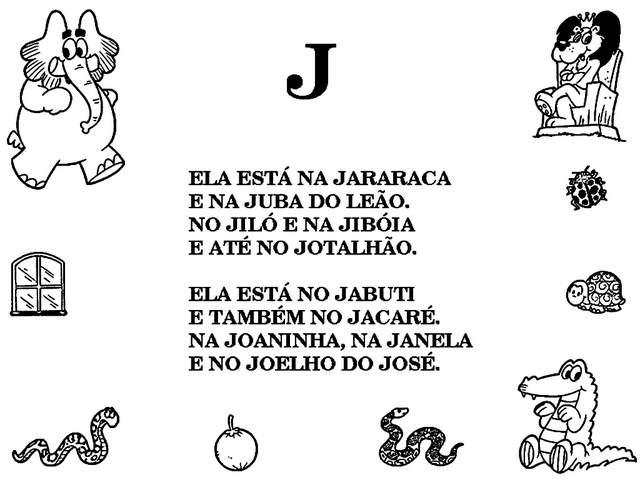 Turma da Mônica Alfabeto em textos