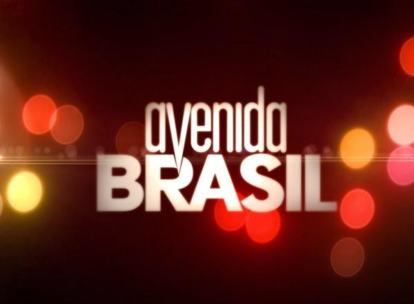 "Avenida Brasil"" es el nombre de la novela brasileña que se comenzó ..."