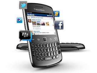 BlackBerry Curve 9360, BlackBerry Smartphone