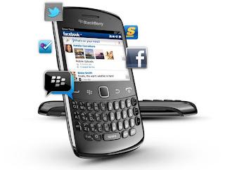 BlackBerry Curve 9360, BlackBerry Smartphone