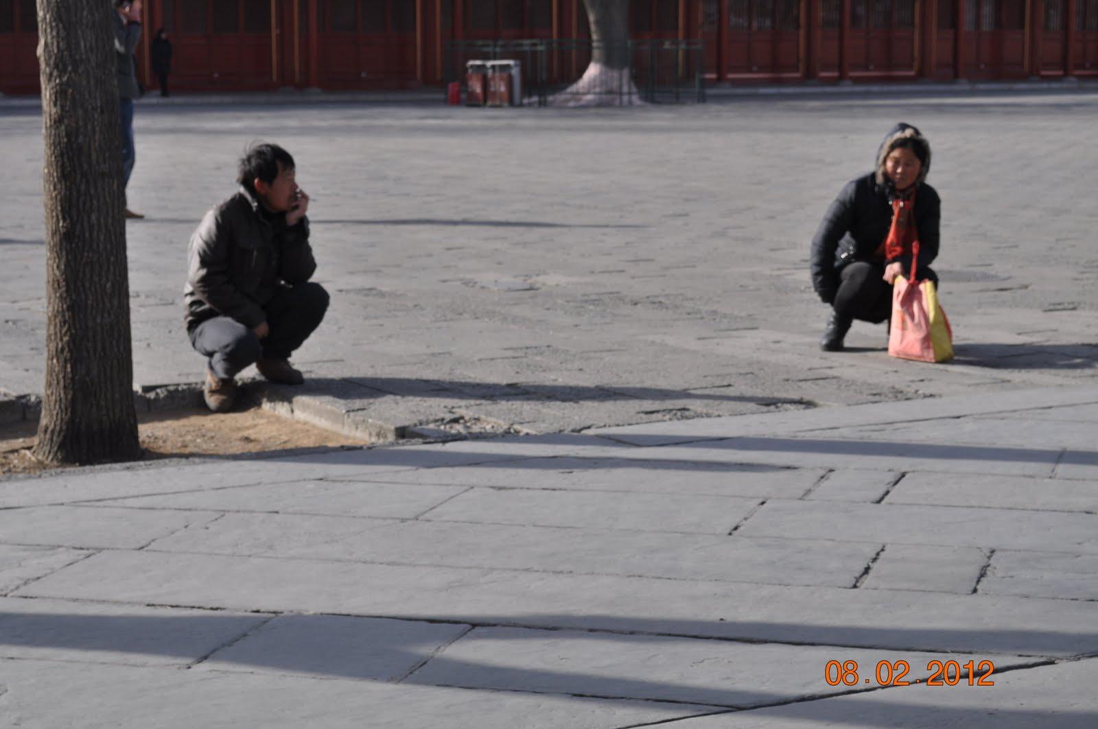 Do Outro Lado do Mundo: Curiosidades Banheiro na China #66423E 1600x1063 Banheiro Chines