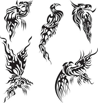 Berikut Contoh Desain Tato Tribal Keren Modern Dan Terbaik