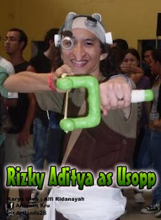 Usopp (Rezky Aditya)