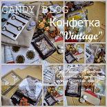 blog candy VINTAGE di Iris Lab