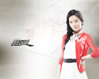 Foto Hwang Sun Hee City Hunter