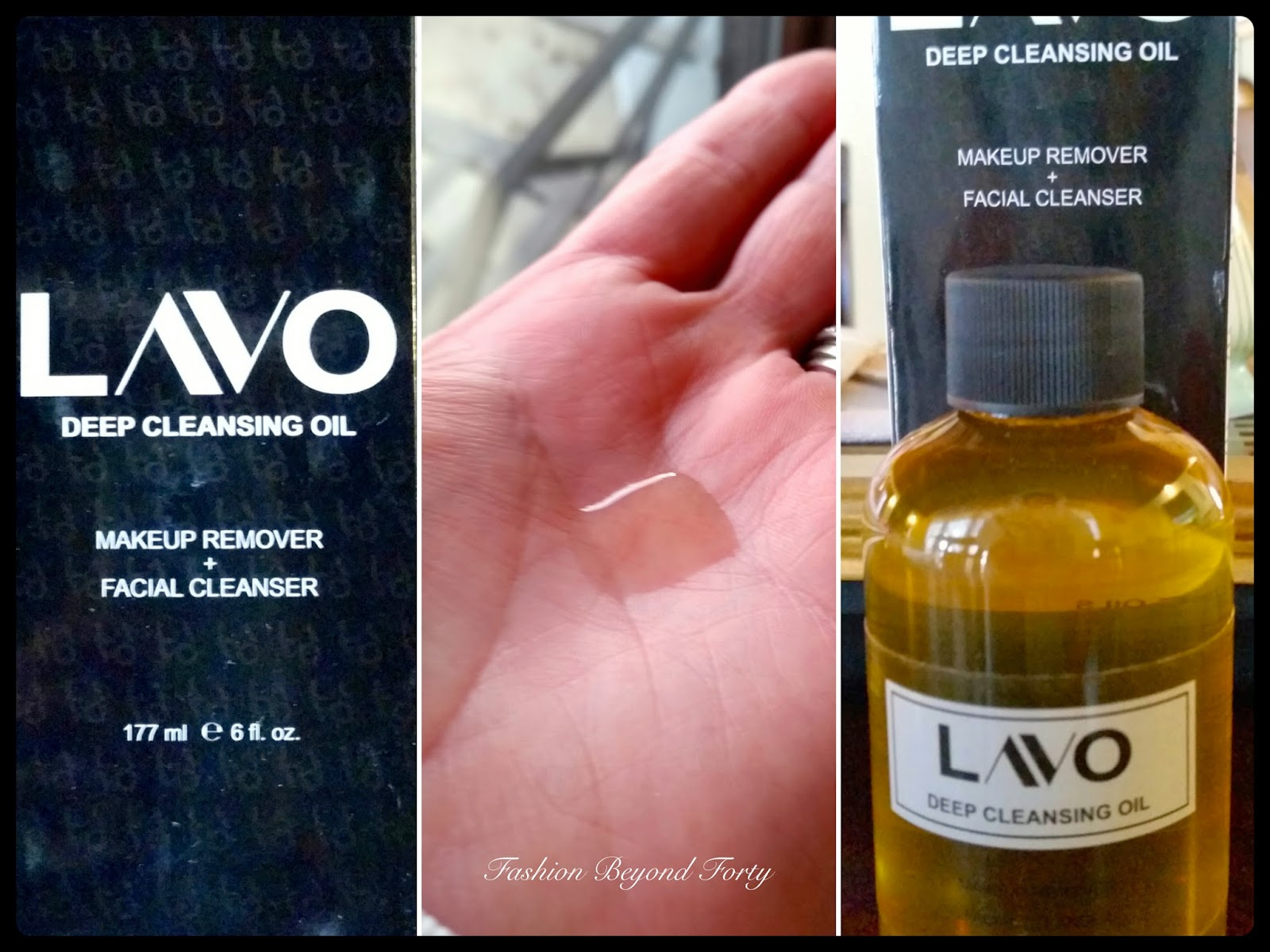 LAVO Face Cleanser, makeup remover review
