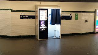 Vending+de+Foto+Instantanea+ Metro+de+Paris Referências Vending Machines   Europa
