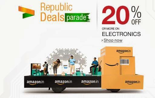 Amazon Republic Parade Deal