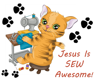 Jesus Is SEW Awesome!