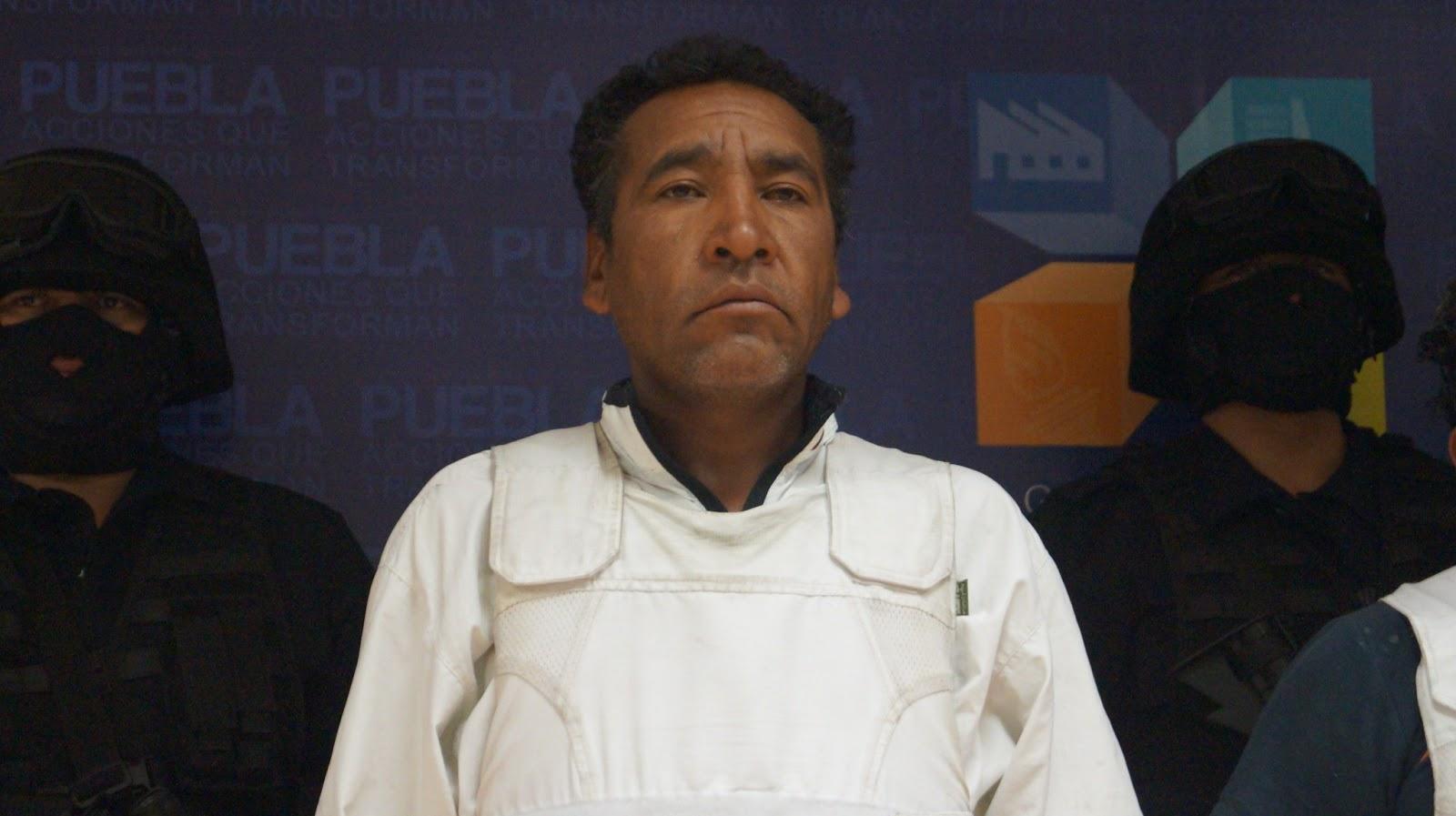 Tepexiderodr 237 Guez Detiene Pgj En La Ciudad De Puebla A
