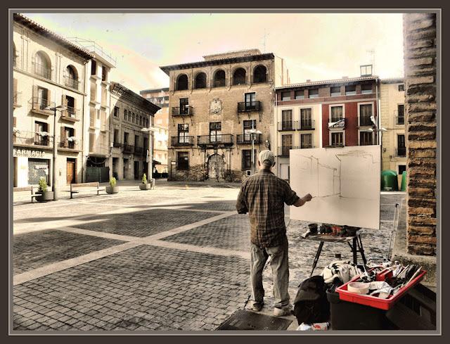 CORELLA-NAVARRA-BARROCO-PINTURA-ARTE-VIRTO DE VERA-FOTOS-PINTOR-ERNEST DESCALS-