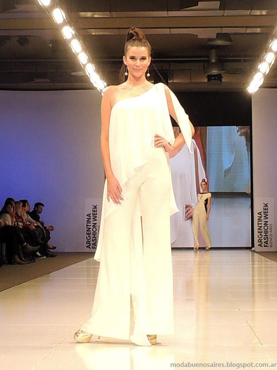 Adriana Costantini primavera verano 2015. Moda looks primavera verano 2015.