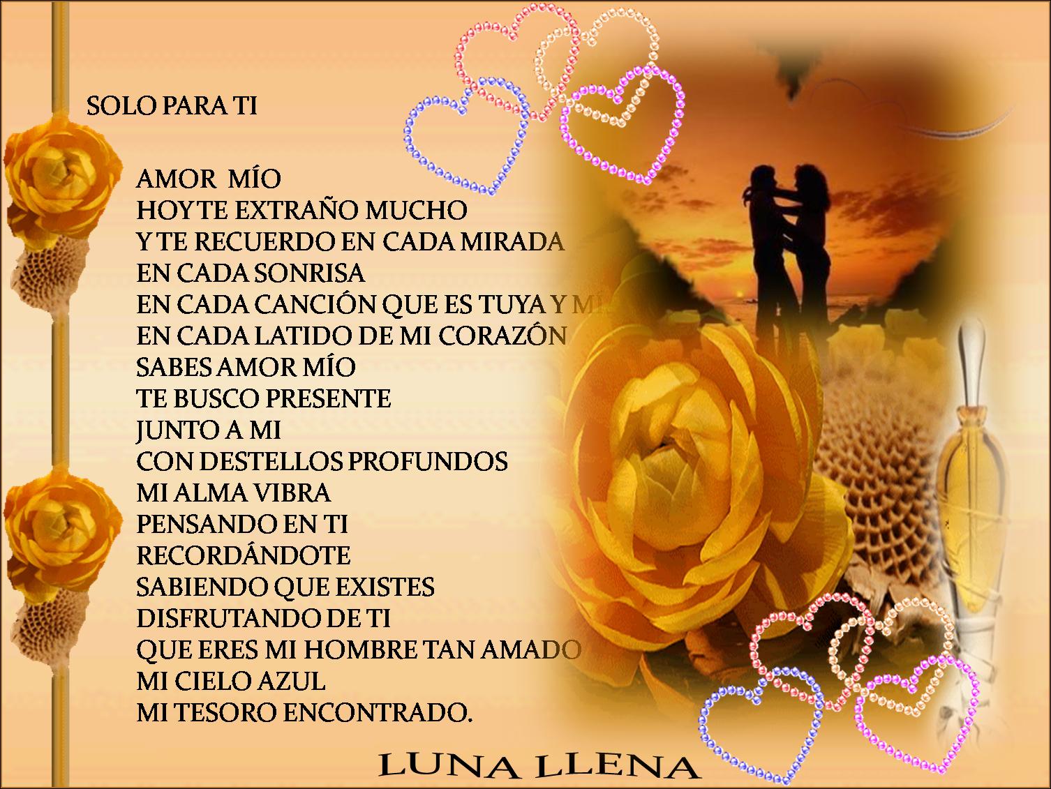 Poemas de Amor con Parejas, parte 2