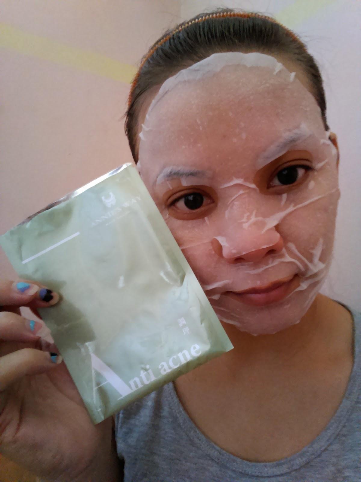 Masker Kertas/Sheet Mask
