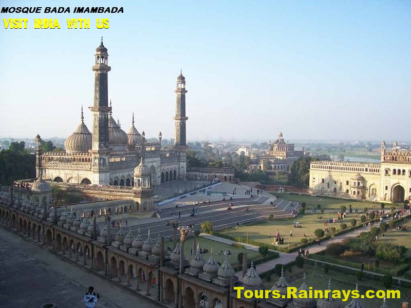 Tourist Attraction India Tourist Place In Lucknow
