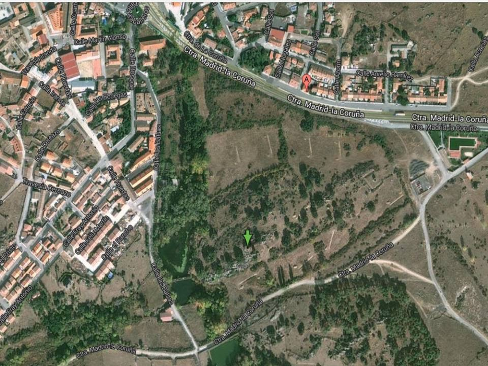 Palomar en Villacastín, Segovia