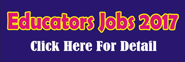 Educators Jobs