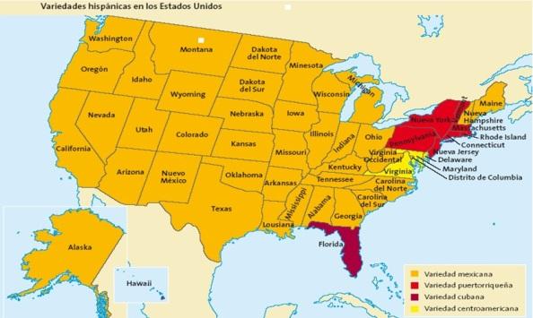 El español en USA