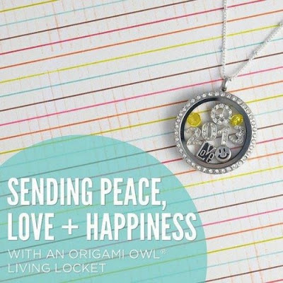Origami Owl giveaway! enter to win $35 in jewelry -clever nest