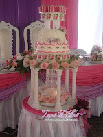STACK WEDDING CAKE + CUPCAKE