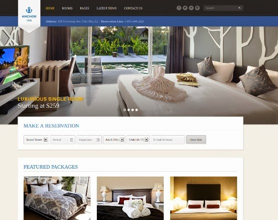 Anchor Inn - Hotel and Eesort Theme