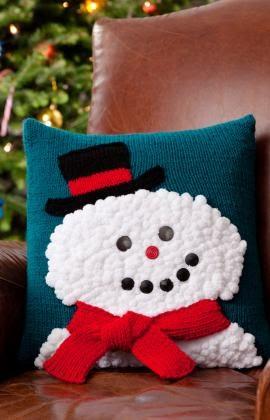 Knitting A Christmas Stocking