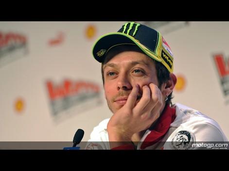 'Tiga seri flyaway bakal berat bagi Valentino Rossi'
